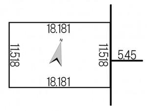 発寒2条2丁目167-52、同番54